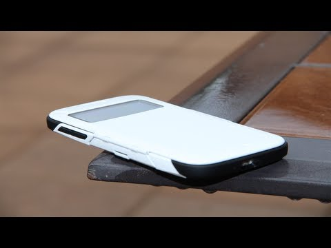 Spigen Slim Armor View for Samsung Galaxy S4   Full Review!