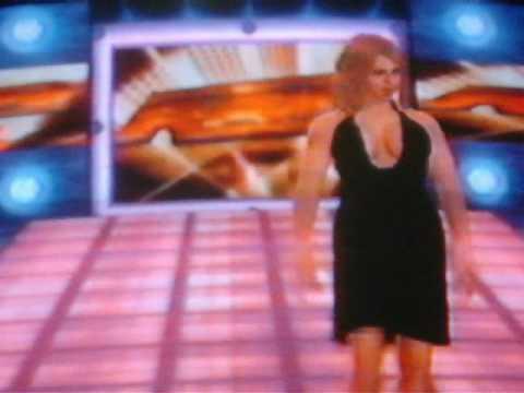 Blond Stephanie McMahon CAW Entrance thumbnail