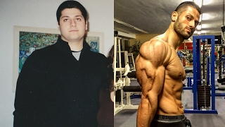 BODY TRANSFORMATION | VOM MOPPEL ZUM BODYBUILDER 💪