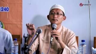 Kajian Islam  Tantangan Dakwah Di Era Globalisasi   Ustadz Badru Salam, Lc