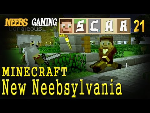 MINECRAFT: GoodTimesWithScar Pt.2 - New Neebsylvania 21