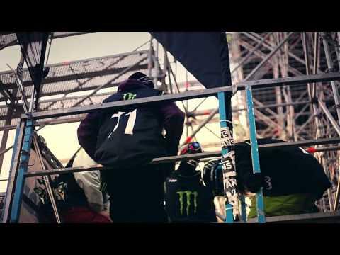 TTR Monster Energy Fridge Festival Budapest 2011 - Big Air Highlights
