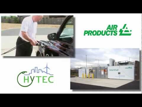 Clean air for London - Hydrogen Transport in European Cities (HyTEC) project