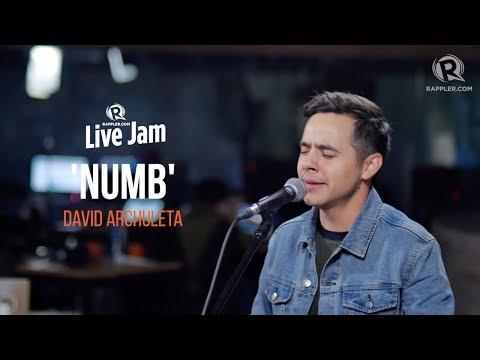 'Numb' – David Archuleta