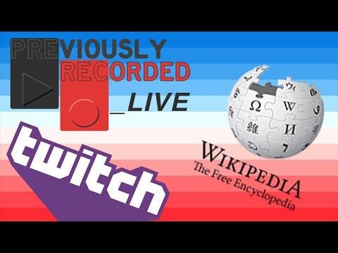 Wikipedia Wars (The Begin-a-ning)