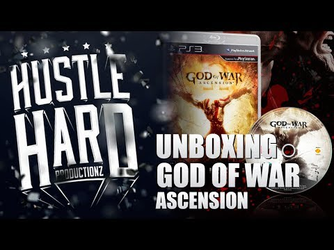 God of War Ascension - Unboxing