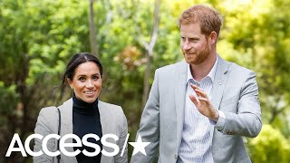 Did Prince Harry Really Tell Off Meghan Markle In Public?! | Access