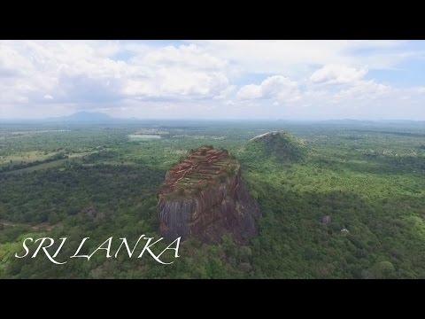 Sri Lanka - Travel Highlights - Drone and GoPro - Sep 2015