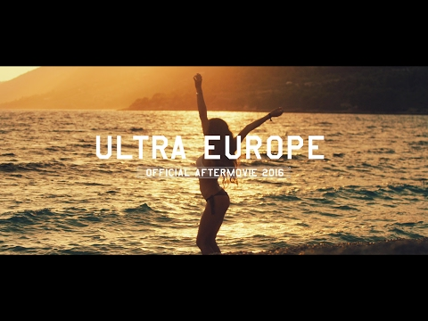 Ultra Europe 2016 (Official 4K Aftermovie)