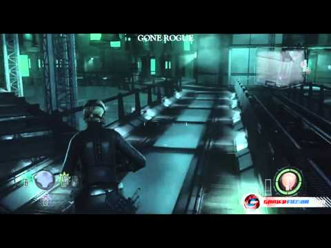 Resident Evil Operation Raccoon City All Raccoons Locations Guide XBOX 360 PS3