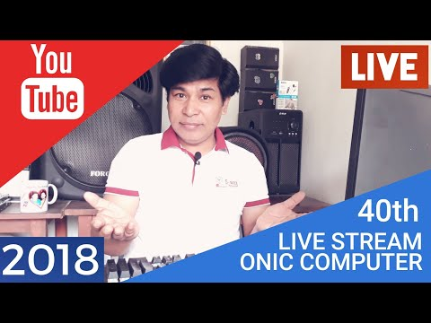 40th Saturday Tech Talks by Onic Computer