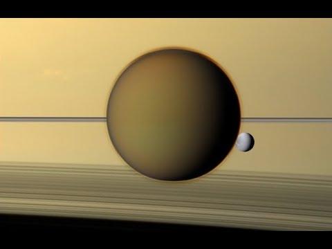 Titan: A Desert Made of Water