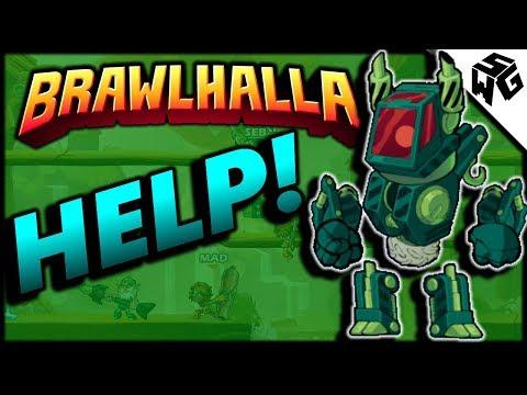BOTW 3v3 Mayhem! - Brawlhalla Gameplay :: I Need Your Help!