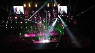 Ylvis Video - Ylvis i Oslo Spektrum: Bjarte Ylvisåker - I Will Never Be A Star