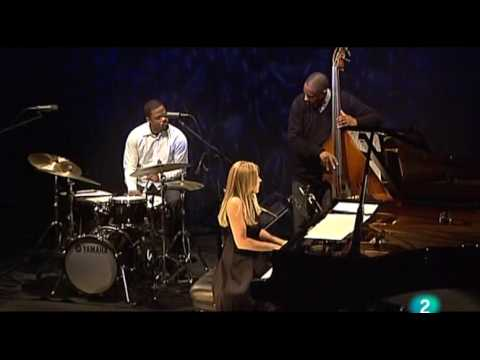 Diana Krall live in Madrid - Exactly like you