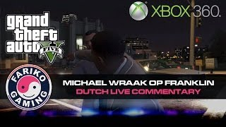 [GTAV] Wraak op Franklin (GTA5) - Dutch Live Commentary