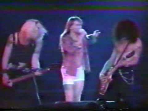 Guns N&#039; Roses - Coma (Live Chicago 1992)