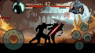 Shadow Fight 2 - SHADOW VS MEGALITH [ONLINE]