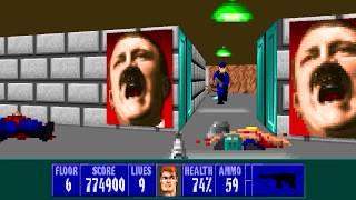 Wolfenstein 3D E6F6 (100%)