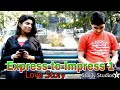 Express to Impress- A short & Silent LOVE STORY-Directed by AJAY TYAGI   StarTy studios  short film