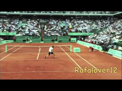 Thanks guys for the review! im a huge rafael nadal fan and i think hes the best tennis player ever but i made this video from other youtube videos and also s...