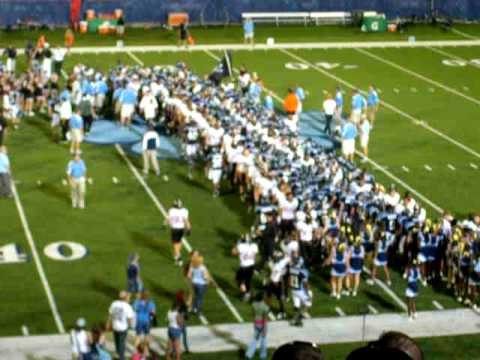 Camden County High School, Georgia vs. Hoover High School, Alabama  Football  Part 2 of 2