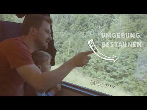 Thurbo Pendlertipps - Entspannt Zug fahren mit Kindern