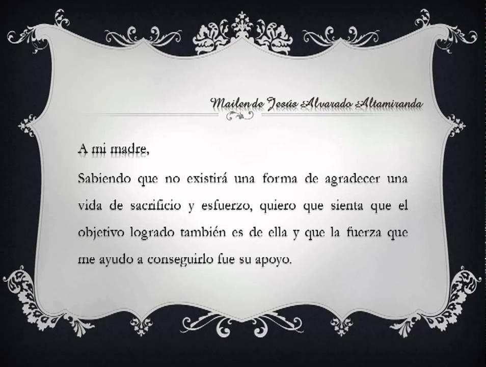 Tarjeta De Grado