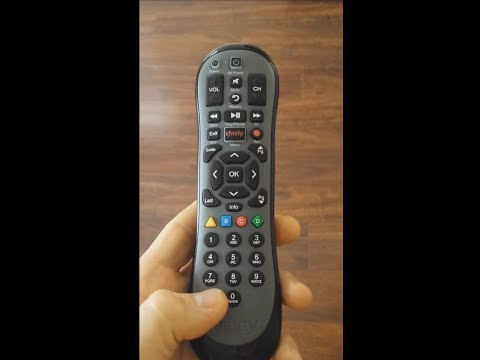 How to Program Xfinity X1 box XR2 remote without codes.
