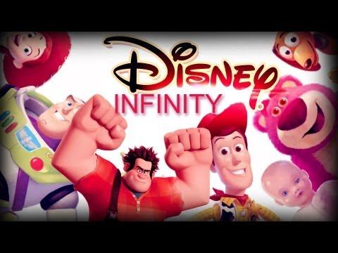 Disney Infinity Review w/ MinecraftFinest