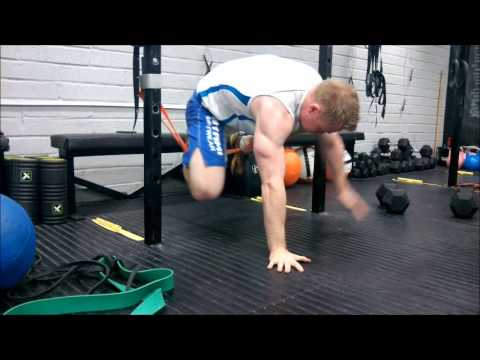 Functional Strength BJJ Training Image 1