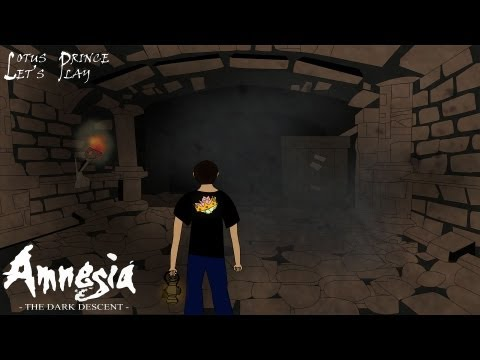 Lotus Prince Let's Play: Amnesia - Part 8
