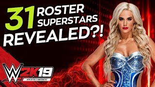 WWE 2K19 News: 31 Roster Superstars Revealed In New Trailer?!