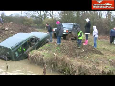 4x4 extreme Off Roading With Some Herts 4X4 Members @ Pay & Play Day  pt3