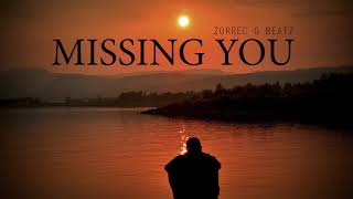 """Missing You"" - Emotional Piano Hip Hop Instrumental Rap Beat 