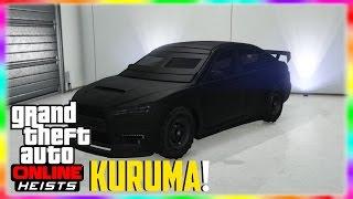 GTA 5 Online - KARIN KURUMA (бронированная) Где достать?