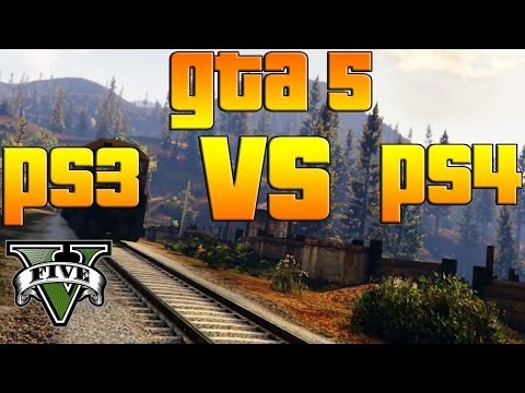 GTA V - GRAFICOS PS3 VS PS4 - Comparación de graficos y mejoras! PC, XBOX ONE, PS4 - NexxuzHD