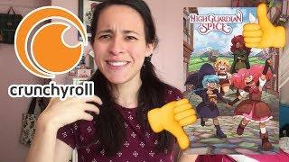 Crunchyroll Recieves MASSIVE Backlash Over Original Anime; High Guardian Spice