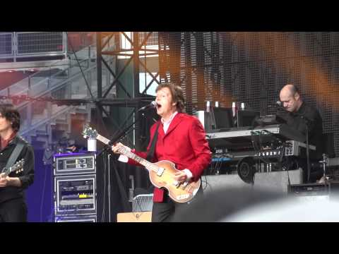 Hello Goodbye - Paul McCartney Cincinnati, OH Great American Ball Park
