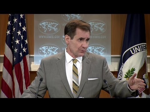 Daily Press Briefing - January 6, 2016