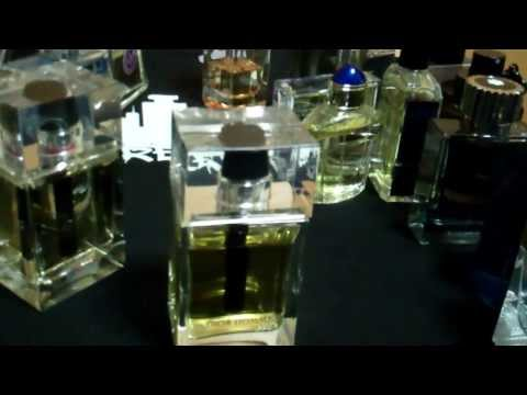 My Fragrance Collection Part 1