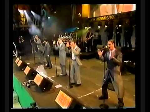 Boyzone - When The Going Gets Tough (the Tough Gets Going)