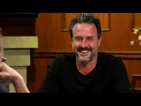 "David Arquette on ""Larry King Now"" - Full Episode Available in the U.S. on Ora.TV"