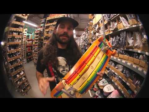 Kev's Kreations Rainbow Rail Ripper WINNER!!!