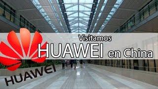 Recorrido por Huawei en China