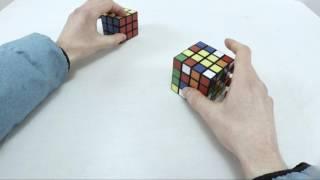 Jak ułożyć kostkę rubika 4x4x4-metoda podstawowa-krok po kroku