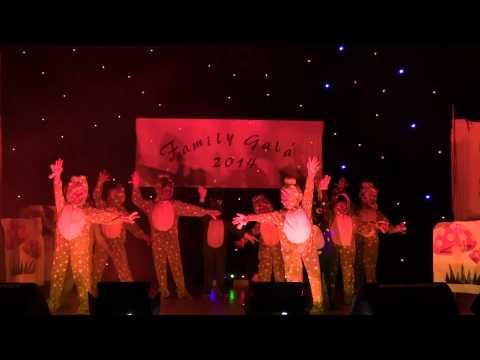 Family Gala 2014 - Frog Dance video