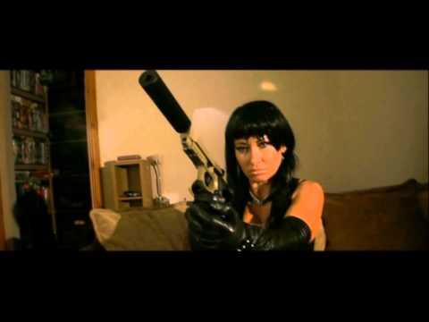 Hitwoman Black Fox Femme Fatale