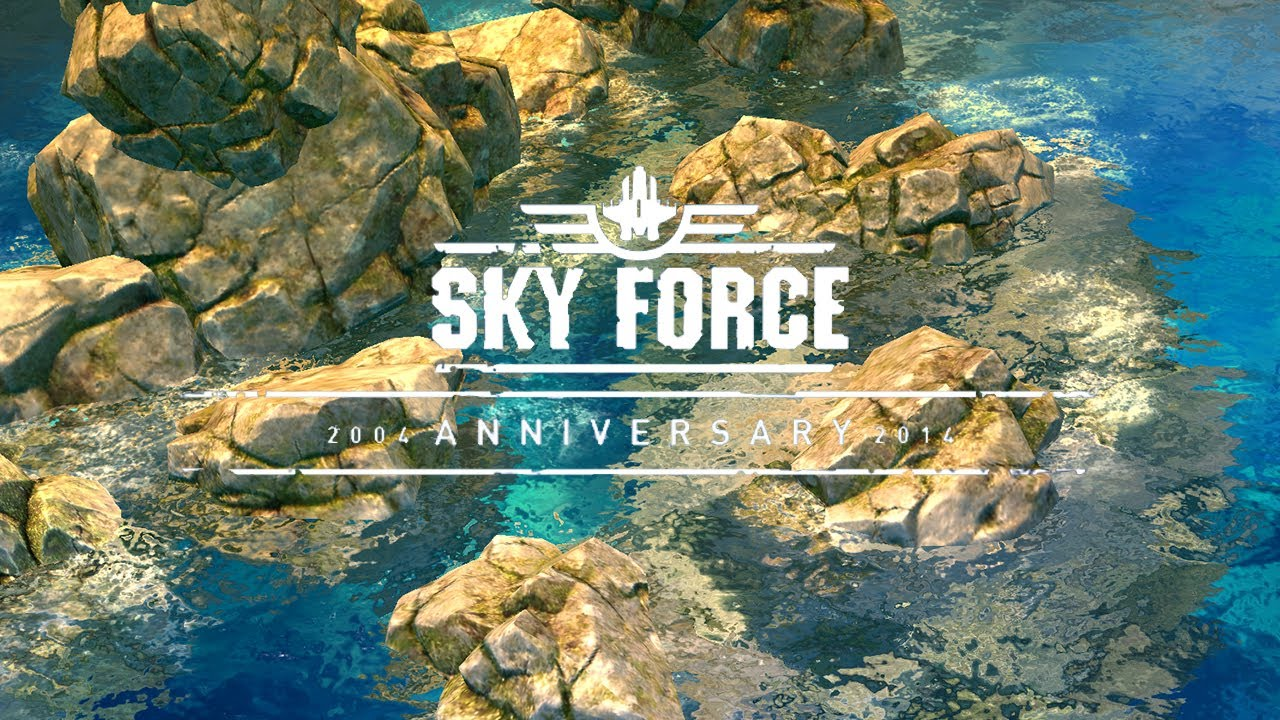 Sky Force 2014 APK Mod 1.38 (Unlimited Stars/Unlocked) - Cover