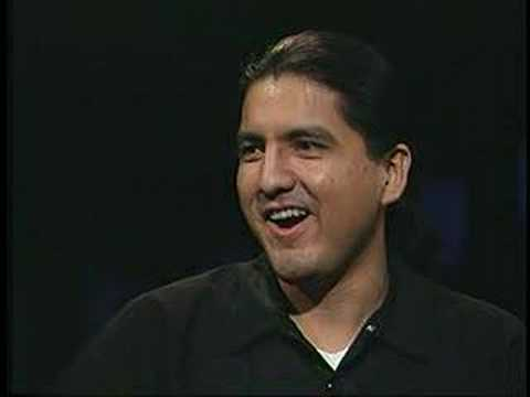 UCSD Guestbook: Sherman Alexie
